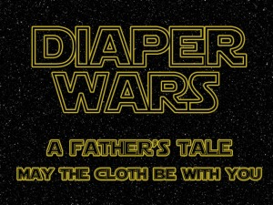 A father's tale, may the cloth be with you.